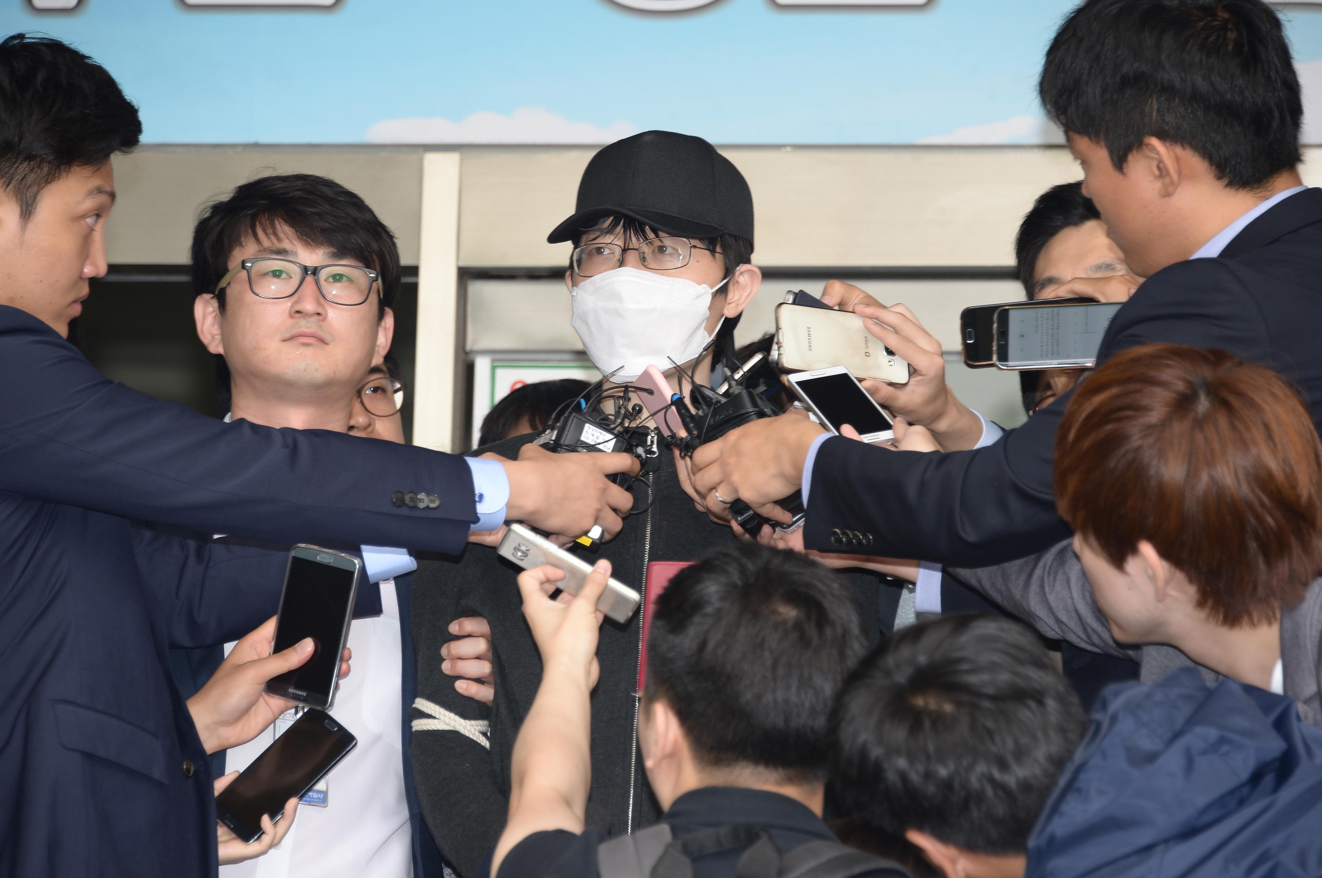 검찰, '강남역 살인 사건' 피의자 구속 기소