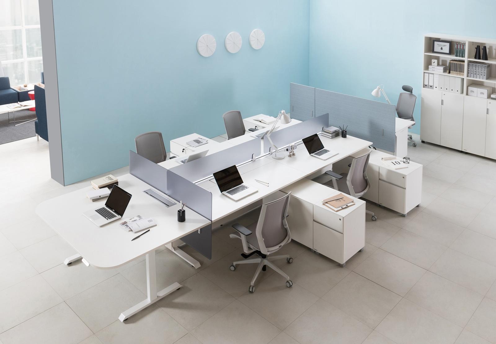현대리바트, 효율성 높인 사무가구 신제품 출시